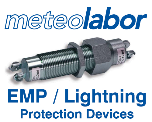 Gemini is now the US distributor for Meteolabor EMP